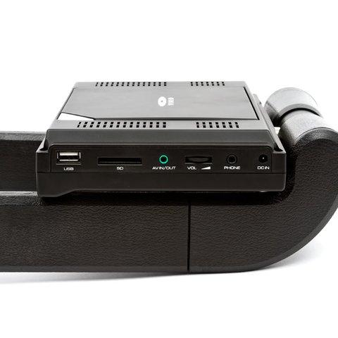 """8,5"""" Монітор на підлокітник с DVD-плеєром Прев'ю 5"""