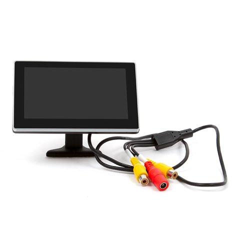 Монитор для камеры заднего вида Превью 2