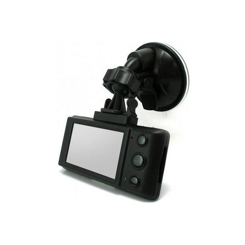 Автовидеорегистратор с GPS и монитором Tenex DVR-620 FHD Premium Превью 1