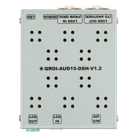 Відеоінтерфейс з HDMI для Audi Q7 з 2016 р.в. Прев'ю 5