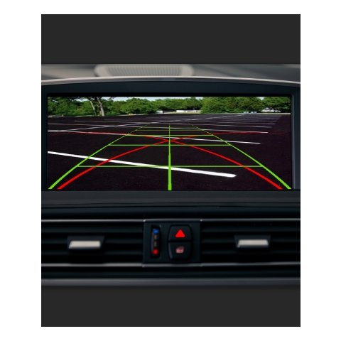Video Interface for BMW with CIC System with Active Parking Guidelines Preview 1