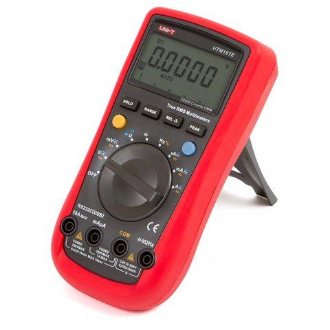 Цифровой мультиметр UNI-T UTM 161E (UT61E) - Просмотр 2