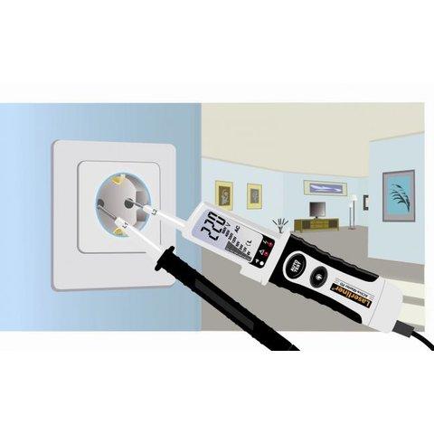 Тестер напряжения Laserliner AC-tiveMaster Digital - Просмотр 4