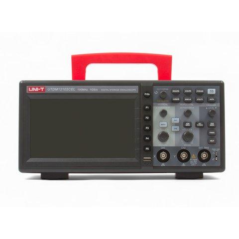 Digital Oscilloscope UNI-T UTD2102CEL Preview 1