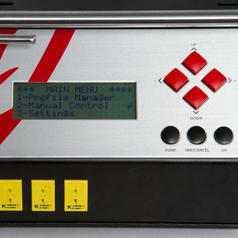 Estación de soldadura infrarroja Jovy Systems RE-8500 - Vista prévia 3