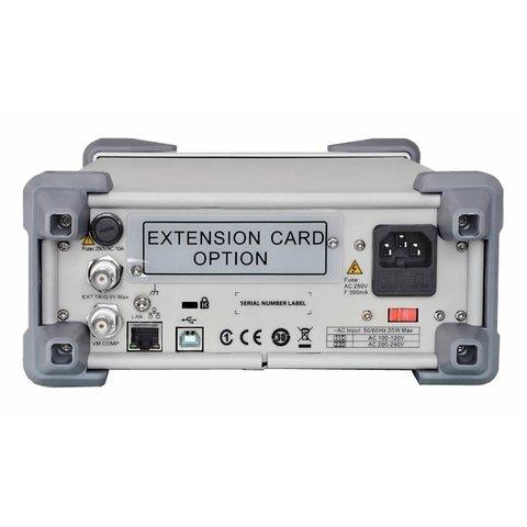 Digital Multimeter SIGLENT SDM3065X-SC with Multiplexer Preview 2