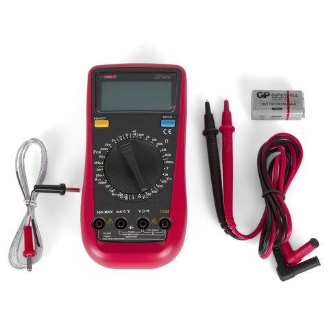 Digital Multimeter UNI-T UT151C Preview 1