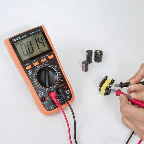 Digital Multimeter Accta AT-280 Preview 7