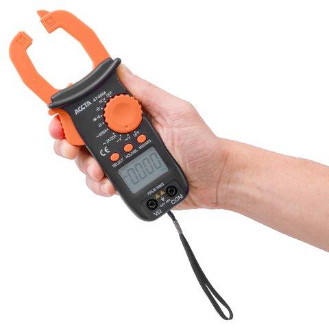 Digital Clamp Meter Accta AT-600A Preview 4