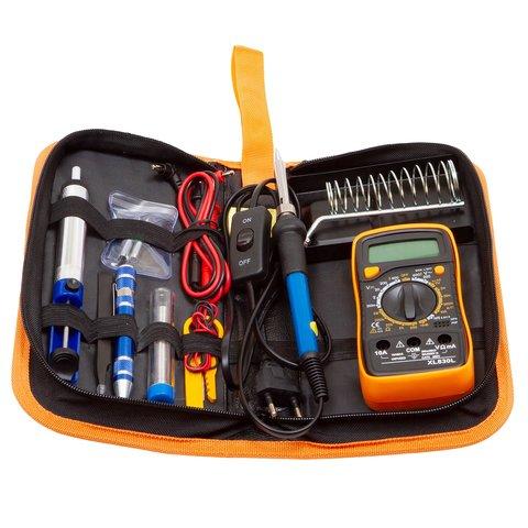 Multifunctional Tool Kit GREEN K010 (220 V) Preview 1